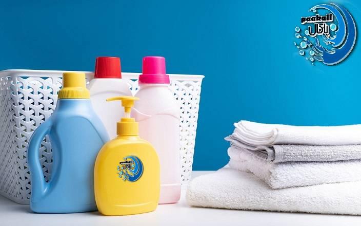 مایع شوینده لباسشویی